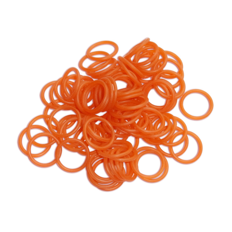 New Polyurethane O Ring 100PCS CO2/HPA/AIR Paintball Tank (AS568-015/RED) Free Shipping