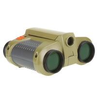 4x30 Binocular Telescope Pop-up Light Night Vision Scope Binoculars Novelty Children Kid Boy Toys Gifts 4