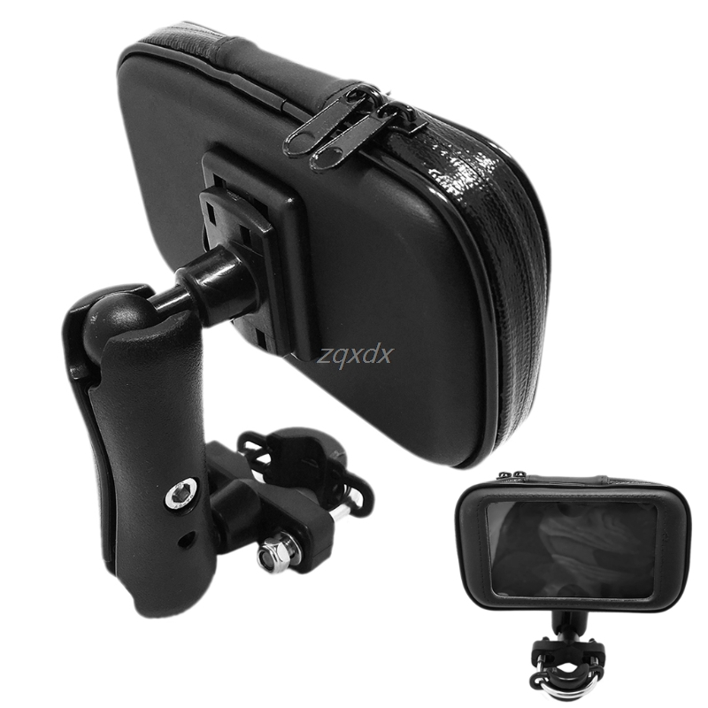 S/M/L/XL Waterproof Bicycle Motorcycle Phone Holder Stand Support for iPhone4 5 6 7Plus Whosale&Dropship|Phone Holders & Stands| |  - title=