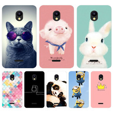 Meizu C9 Pro Case,Silicon Painted Animals Painting Soft TPU