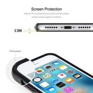 Image 4 - ROCK funda de lujo para iPhone 7/7 Plus, carcasa Original de lujo con textura de TPU y armadura, elegante
