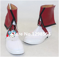 Cute High Earth Defense Club Love Defense Club Yumoto Hakone Uniform High Boots Shoes Anime Cosplay