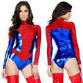 Women Superhero Spider Men Carnival Costume Cosplay  Halloween Costumes for Adult Female  Party