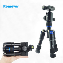 High quality Lightweight Protable Extendable Professional Tripod  Mini with Ball Head for Cameras Canon Nikon DSLR