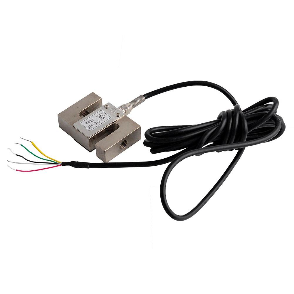Capteur de pesage électronique d'échelle de pression de Structure de faisceau de la cellule de charge S de YZC-516 200 KG