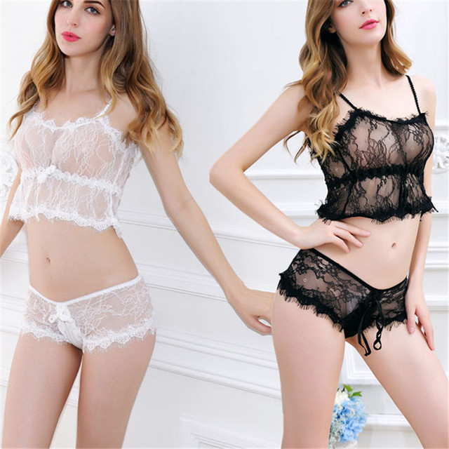 YUETONGME 2017 sexy lingerie hot exposed open bra erotic lingerie teddy sexy underwear sexy costumes  M216