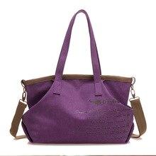 Neue FashionLetter Frauen Umhängetasche Crossbody Berühmte Marken Leinwand Handtasche Bolsas Femininas