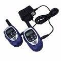 2 unids T228 mini portátil walkie talkie de radio móvil cb radios comunicador PTT uhf PMR walkie talkie de juguete para niños w/baterías