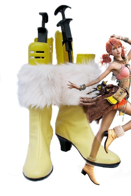 Final fantasy xiii ff13 oerba dia vanille cosplay shoes boots custom final fantasy xiii ff13 oerba dia vanille cosplay shoes boots custom made voltagebd Image collections