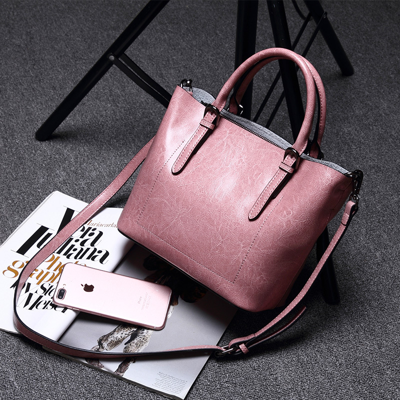 tote bag Genuine Leather Women Bags luxury Handbags Women Famous Brands Soft Leather Crossbody Bags Bolsas Femininas Purple Bag fashion small bag women messenger bags soft pu leather handbags crossbody bag for women clutches bolsas femininas dollar price