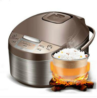 Free shipping Parts Intelligent home automatic multi function 4L Rice cooker