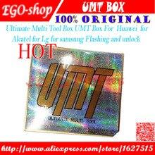 2016 original product Ultimate Multi Tool (UMT) Box UMT BOX Alcatel For Huawei Lava ZTE SAM Ect