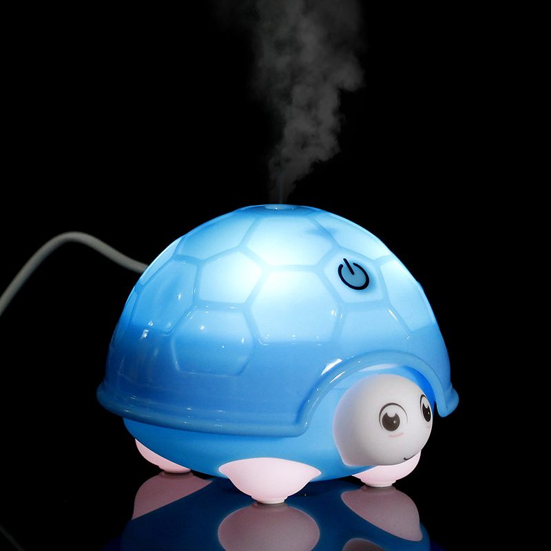 160ML USB Car Humidifier Mini Aroma Essential  Ultrasonic Humidifier Oil Diffuser Aromatherapy Home Office Mist Maker