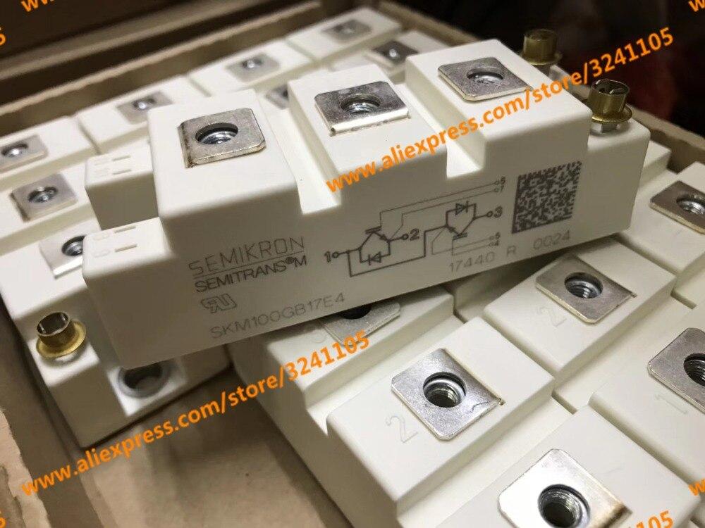 Free shipping NEW  SKM100GB17E4 MODULEFree shipping NEW  SKM100GB17E4 MODULE