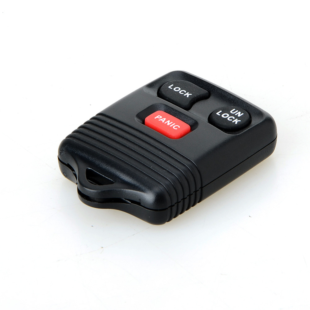3 buttons remote keyless entry key fob for ford expedition f150 explorer cwtwb1u345 replacement refit car