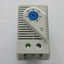 10 Pieces KTS011 normally open thermostat 0-60 degree temperature controller