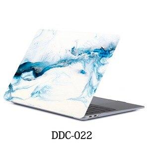 Image 2 - Nouvelle vente chaude housse pour ordinateur portable pour Macbook Pro 13.3 15.4 pouces Pro Retina 12 13 15 avec nouvelle barre tactile pour Macbook Air 13 11 étui