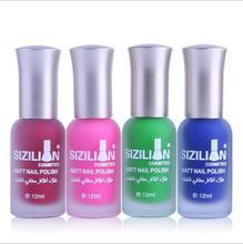 nail polish matte environmental satin nude red 43 color wholesale holographic set liquid latex