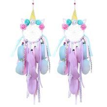 Boho Dream Catcher Dreamcatcher For Girls Room Nursery Decor Wall Hanging Decoration Kids Birthday Wedding Party Gift