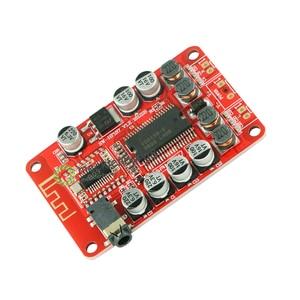 Image 3 - YDA138 DC 12V 2A Bluetooth dijital ses amplifikatörü modülü Kurulu Sınıf D 2*15 W stereo 2 kanal Güç amplifikatörler
