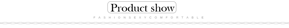 Product show-横条