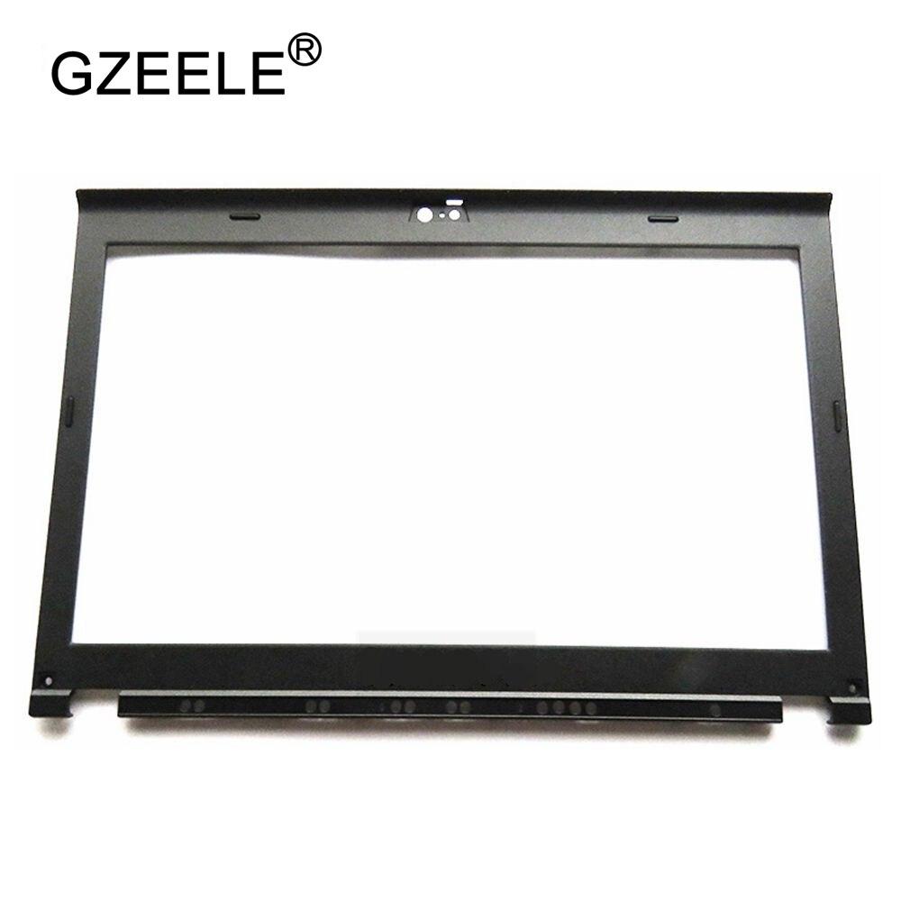 GZEELE Новый Для Lenovo для ThinkPad X220I X220 X230 X230I ЖК-крышка задняя крышка верхняя задняя оболочка Передняя панель чехол