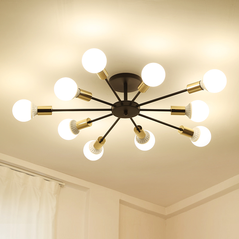 Nordic Ceiling Light creative study bedroom desk lamp simple cloakroom room ceiling lamp ZA FG288 kale nordic light dj 15x60