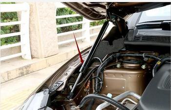 ACCESSORI AUTO BONNET HOOD GAS AMMORTIZZATORE TIPO MCPHERSON ASCENSORE SUPPORTO AUTO STYLING FIT FOR 2014 2015 2016 Nissan X-Trail X Trail XTrail T32