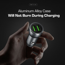 Car Charger USB Quick Charge 3.0