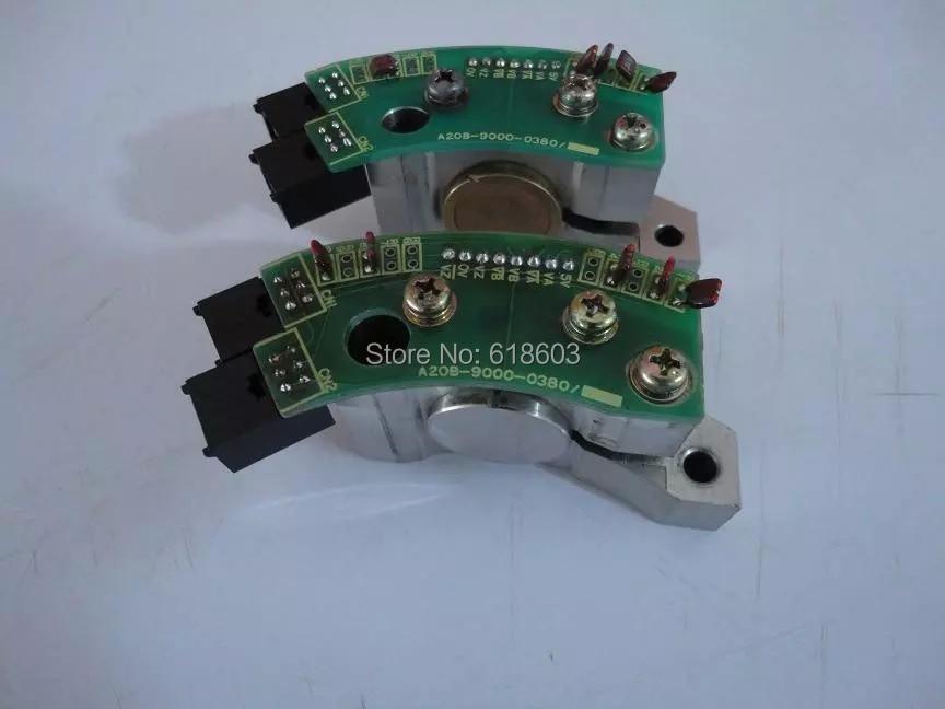 FANUC pulse sensore A20B-9000-0380 per cnc di controllo di ricambio parti di motore mandrino encoder