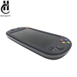 أحدث 7 بوصة لعبة وحدة التحكم المحمولة دعم ل نيوجيو ممر ألعاب الفيديو مع 1500 الحرة الرجعية لعبة صغيرة 8 بت 16/32 بت وحدة التحكم