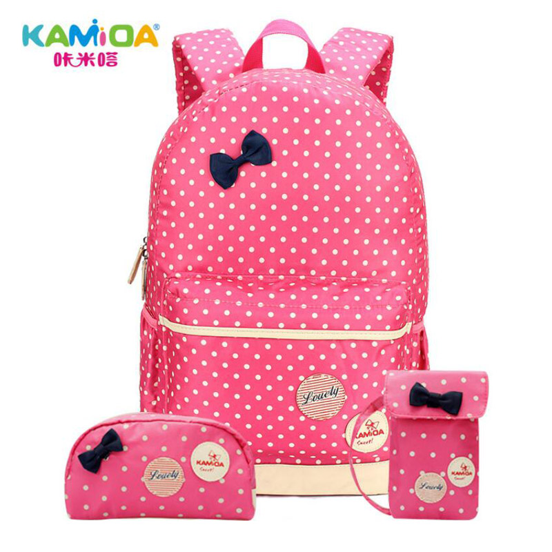 3 pcs/set Charging Via Usb Backpack School for Teenager Girls Student Book Bag Primary Backpacks Primary Children's Schoolbag primary colours pupil s book level 4 primary colours