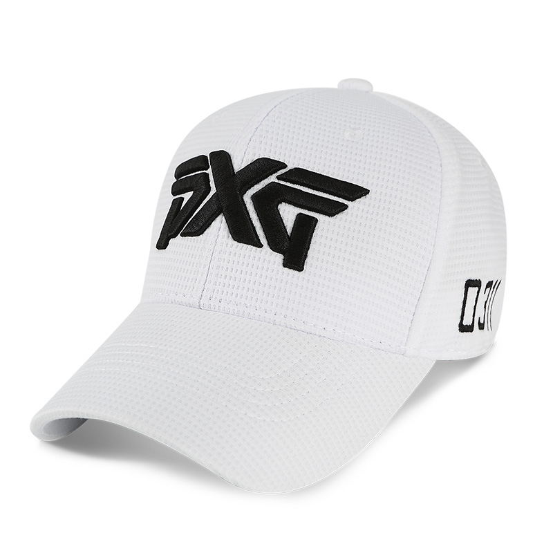 2018 New Golf Professional Hat Cotton Golf Ball Cap High Quality Sports Golf  Hat Breathable Sports Golf Hats With Mark 2a2ce2a8fc75