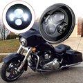 Motocicletas Harley led faros de reemplazo, 7 pulgadas de la motocicleta faros (DOT, SAE, E9)