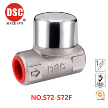 DSC All stainless steel thermodynamic steam traps NO.S72、S72F