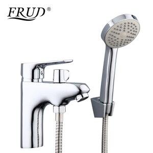 Image 1 - Dolandırıcılık 1 takım banyo armatürü çinko alaşım musluklar duş başlığı başlığı tuvalet su havzası evye musluğu banyo lavabo musluğu su mikser