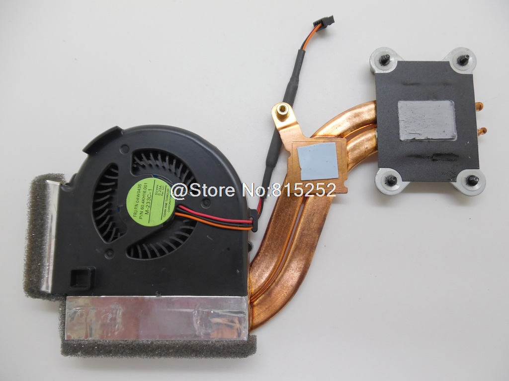 Laptop CPU FAN&Heatsink For LENOVO For ThinkPad X220 X220I X230 Cooling Fan 60.4KH16.001 04W0435 New Original genuine for lenovo thinkpad e440 e540 cpu cooling fan heatsink 04x4159