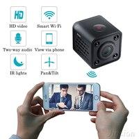 HDQ9 Mini Camera Wifi IP Camera 1080P Full HD Small Camera Wireless Action Camera DV DVR Camcorder Video Voice Recorder PK SQ11