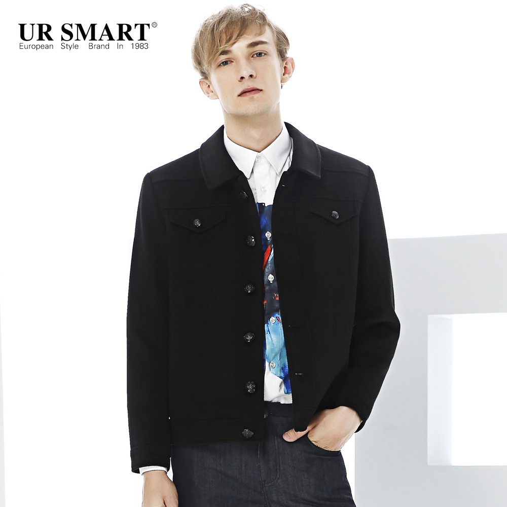 Compare Prices on Mens Black Winter Coat- Online Shopping/Buy Low ...