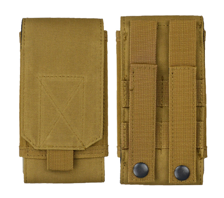 Universal Army Tactical Bag Hip Waist Belt Loop Cover Case Pouch Holster for Nomu <font><b>S10</b></font> <font><b>Pro</b></font> / <font><b>Homtom</b></font> HT26 / ZOJI Z6 / GEOTEL A1 image
