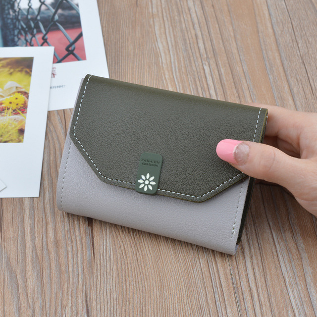 2019 New Womens Pu Leather Purse TE42019 New Womens Pu Leather Purse TE4
