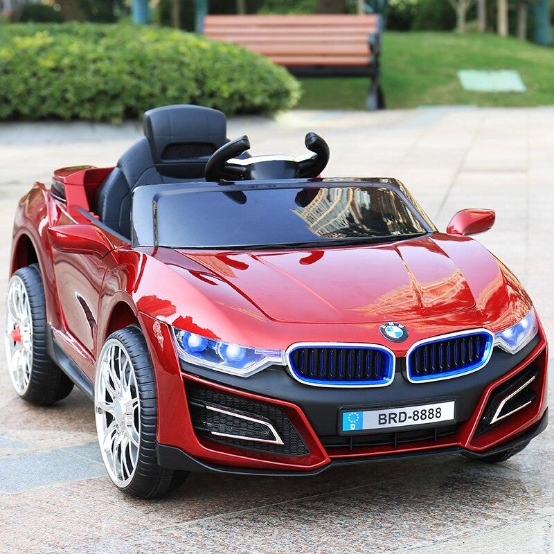 24g Bluetooth Fernbedienung Kinder Elektroauto Mit Doppelmotoren