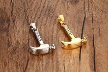 Трендовый 2 кулон в виде молотка подвески ожерелья для женщин