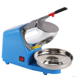 Stainless Steel electric Ice Chopper Crusher commercial ice slush sand shaver icecream snow cone Smoothie machine smasher