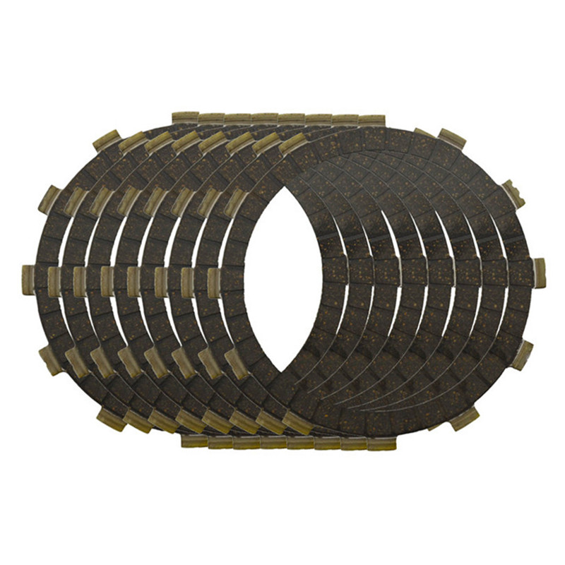 Motorcycle Engine Parts Clutch Friction Plates Kit For YAMAHA YZ450F <font><b>YZ</b></font> 450F YZ450 F <font><b>YZ</b></font> <font><b>450</b></font> F 2007-2012 #CP-00017 image