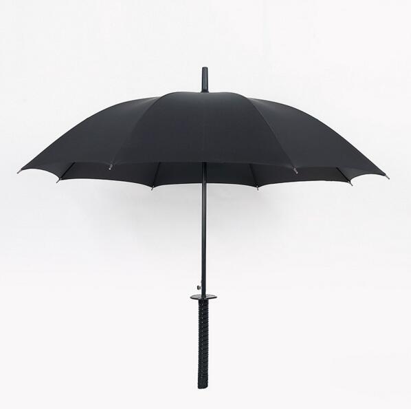 Yeni Sərin Samuray Qılınc Tutacaq Parapluie Yağışlı və - Ev əşyaları - Fotoqrafiya 1