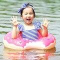 Новое Поступление Надувные Плавание Кольцо Плавающей Строки Бассейн Дети Плавание Кольцо Плавать Два Цвета