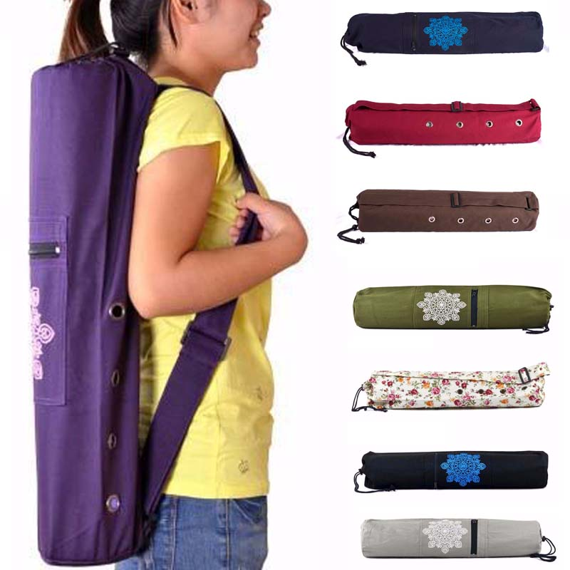 15cm Providing Amenities For The People; Making Life Easier For The Population Ropa, Calzado Y Complementos Smart New Arrival 6mm Yoga Mat Canvas Carry Strap Drawstring Bag Sport Exercise Gym Fitness Backpack 68