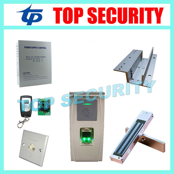 Biometric fingerprint time attendance and access control system ZK MA300 access control with door lock usb password biometric fingerprint time attendance machine fingerprint lock system with free software a6 model