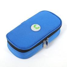 PCS points drug insulin special cooler box, portable refrigerator storage bag drugs2016 Portable Insulin Cooler Bag Diabetic Ins